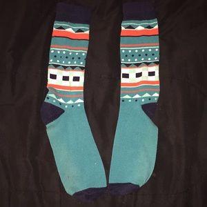 Happy Socks Underwear & Socks - Tribal Socks